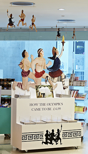 olympic museum shop